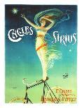 Cycles Sirius-PAL (Jean de Paleologue)-Giclee Print