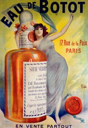 Eau de Botot by PAL (Jean de Paleologue)