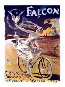 Falcon by PAL (Jean de Paleologue)