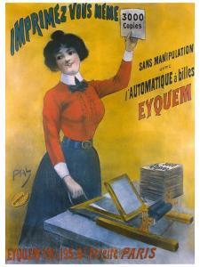 Imprimez Vous Meme by PAL (Jean de Paleologue)