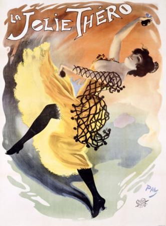La Jolie Thero by PAL (Jean de Paleologue)