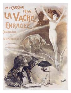 La Vache Enragee by PAL (Jean de Paleologue)