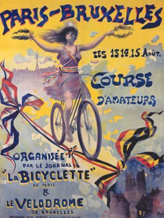 Paris-Bruxelles, Course d'Amateurs by PAL (Jean de Paleologue)
