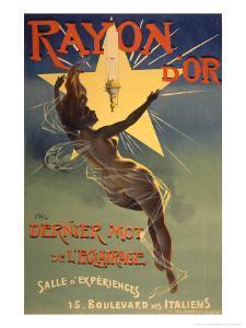 Rayon d'Or, c.1895 by PAL (Jean de Paleologue)