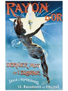 Rayon d'Or by PAL (Jean de Paleologue)