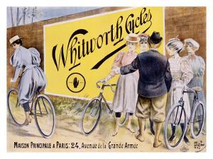 Rudge Whitworth Bicycle Company by PAL (Jean de Paleologue)
