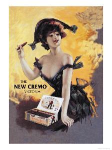 The New Cremo Victoria Cigar by PAL (Jean de Paleologue)