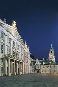 Palace at a Town Square, Primate's Palace, Bratislava, Slovakia