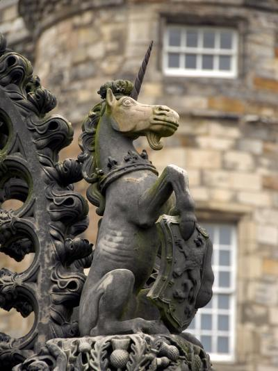 Palace of Holyrood House, Edinburgh, Scotland-Cindy Miller Hopkins-Photographic Print