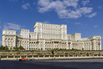 Palace of Parliament-Rolf Richardson-Photographic Print