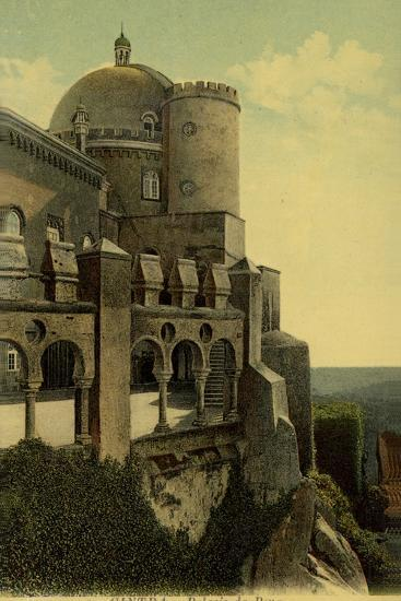 Palace of Pena, Sintra, Portugal--Photographic Print