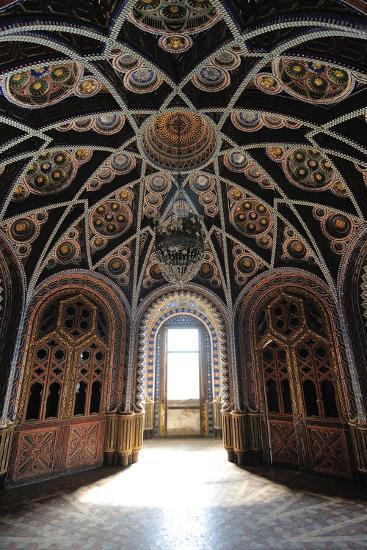 Palace of Sammezzano, Florence-ClickAlps-Photographic Print