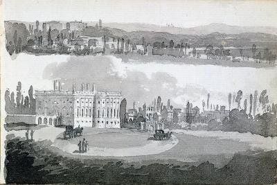 Palace of the President-George Heriot-Giclee Print