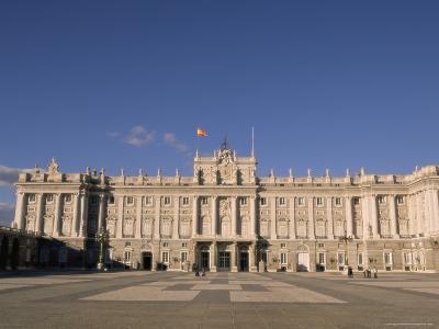 Palacio Real (Royal Palace), Madrid, Spain, Europe-Sergio Pitamitz-Photographic Print