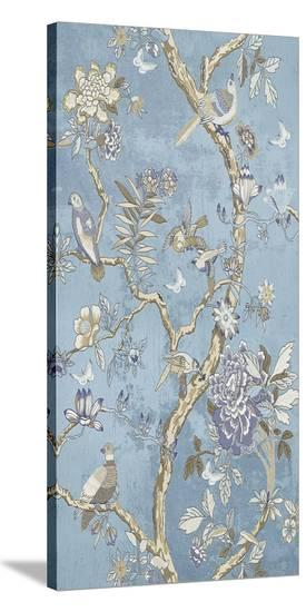 Palais Chinois II-Tania Bello-Stretched Canvas Print