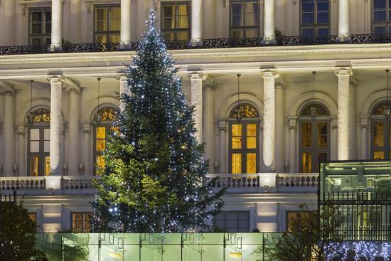 Palais Coburg, Theodor Herzl Square, 1st District, Vienna, Austria-Rainer Mirau-Photographic Print