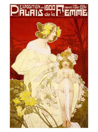 Palais de la Femme--Giclee Print