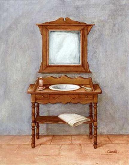 Palanganero III-Conde-Art Print