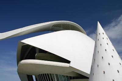 Palau De Les Arts Reina Sofia Building by Santiago Calatrava-Design Pics Inc-Photographic Print