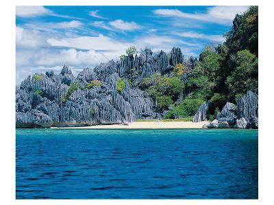 Palawan Coron Island--Art Print