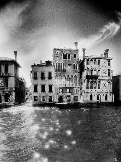 Palazzo Dario, the Grand Canal-Simon Marsden-Giclee Print