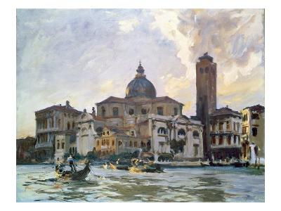 Palazzo Labia, Venice-John Singer Sargent-Giclee Print