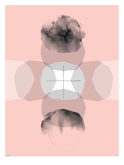 Pale Cross Journey-Paula Mills-Art Print