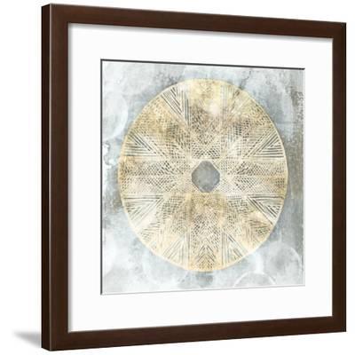 Pale Motif-Edward Selkirk-Framed Art Print