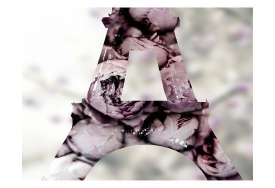Pale Rose-Tracey Telik-Art Print