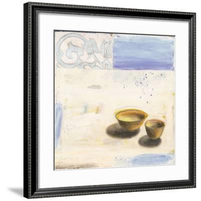 Pâle soleil d´oubli-Marylin Cavin-Framed Art Print