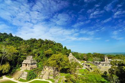 Palenque View-jkraft5-Photographic Print