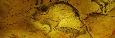 Paleolithic Paintings, Altamira Cave, Santillana Del Mar, Cantabria, Spain