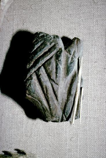 Paleolithic Polishing Stone for Sharpening Bone Harpoons from Dordogne, c50,000BC-c10,000 BC-Unknown-Giclee Print