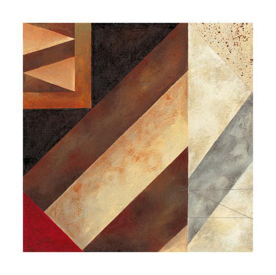Palermo III-Ellen Hudson-Giclee Print