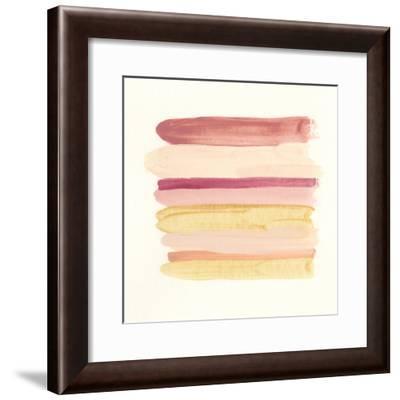 Palette Stack VI-June Vess-Framed Art Print
