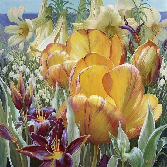 Palisade Garden-Elizabeth Horning-Premium Giclee Print
