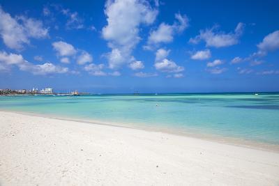 Palm Beach, Aruba, Lesser Antilles, Netherlands Antilles, Caribbean, Central America-Jane Sweeney-Photographic Print