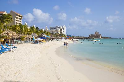 Palm Beach, Aruba, Netherlands Antilles, Caribbean, Central America-Jane Sweeney-Photographic Print