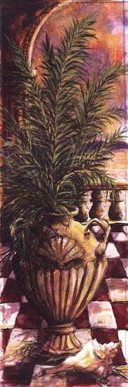 Palm Breezeway I-Sherry Strickland-Art Print