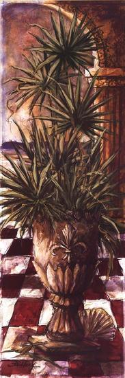 Palm Breezeway II-Sherry Strickland-Art Print