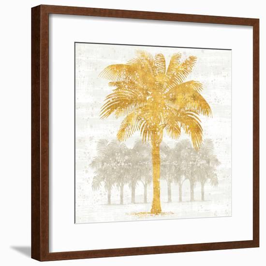Palm Coast II-Sue Schlabach-Framed Art Print