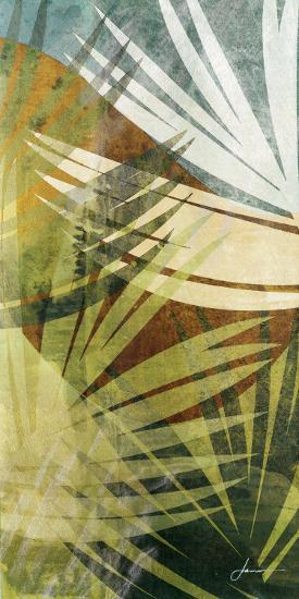 Palm Frond II-James Burghardt-Art Print