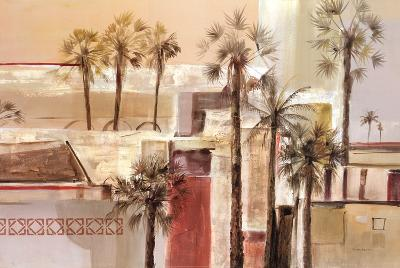 Palm Icon II-David Harris-Art Print