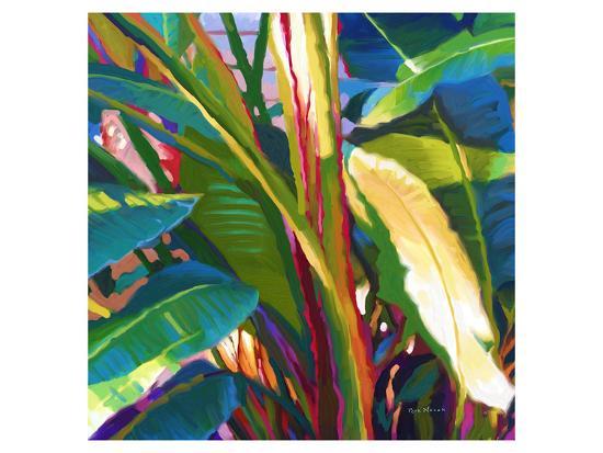 Palm Impressions 08-Rick Novak-Art Print