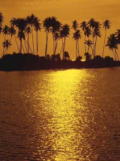Palm Island, Sundown-Thonig-Photographic Print
