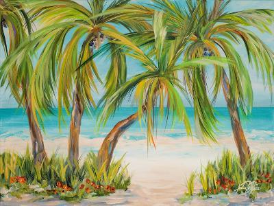 Palm Life-Julie DeRice-Art Print