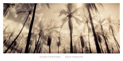 Palm Paradise-Susan Friedman-Art Print