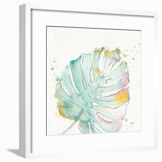 Palm Passion IV no Words-Anne Tavoletti-Framed Art Print