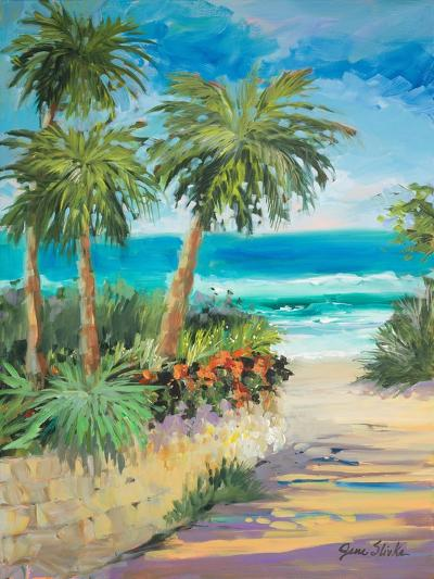 Palm Path-Jane Slivka-Premium Giclee Print