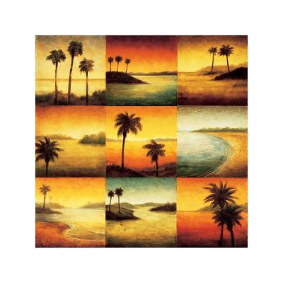 Palm Perspectives-Gregory Williams-Giclee Print